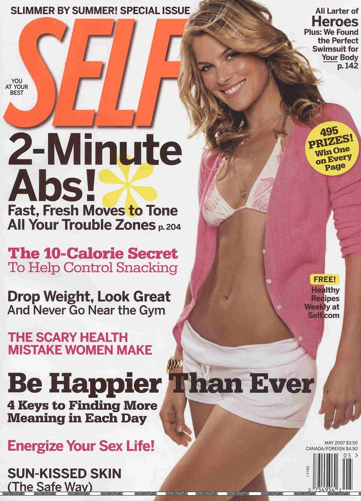 One of my fav classic fitness mag covers.. this one was part of the inspiration behind the 10 Pounds DOWN DVD covers!