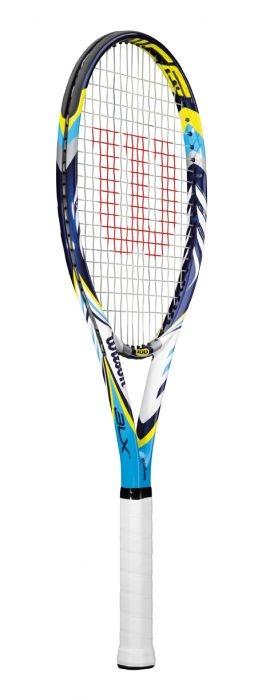 Wilson Juice 100 BLX2: Raquetas de tenis a los mejores precios - www.multitennis.com