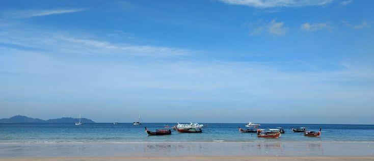 Trang e suas ilhas paradisíacas