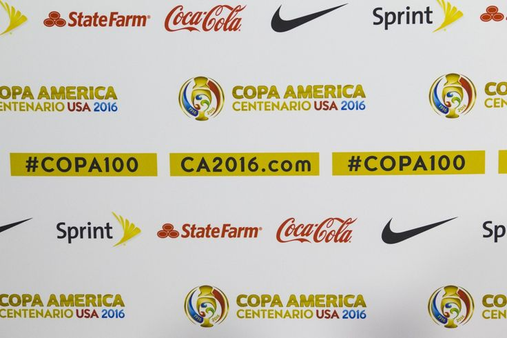 Copa America Centenario: Coca-Cola, Sprint And State Farm Join As Official Sponsors