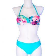 Bikini superbe avec motif jungle