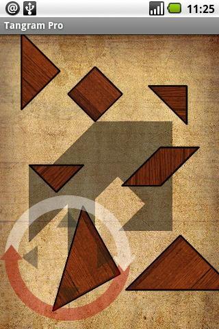 tangram => textures