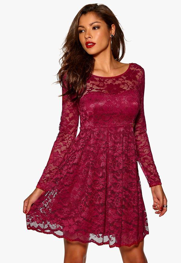 MALISIA DRESS fra Bubbleroom. Om denne nettbutikken: http://nettbutikknytt.no/bubbleroom-no/