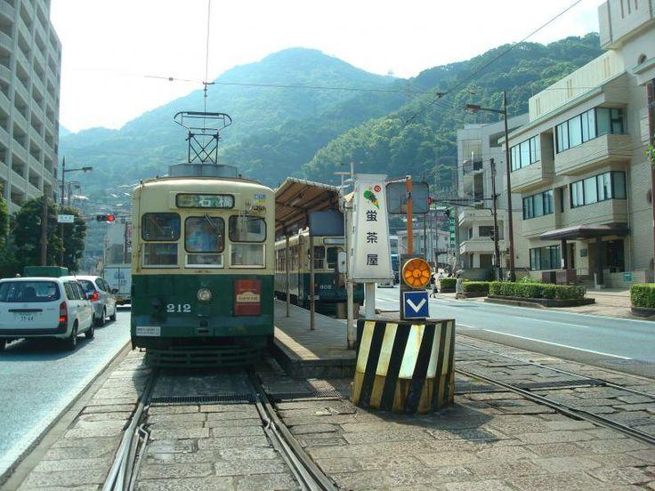Nagasaki City Tram Nagasaki City
