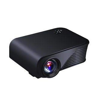 """""""Features & Benefits"""" KATAIMUZI 2018Projectors Mini Projectors HD 1080P Portable Video Projector LED Multimedia Home Theater Movie Projector 1500 Lumens LCD Mini Projector with 200 INCH GIANT IMAGE"""