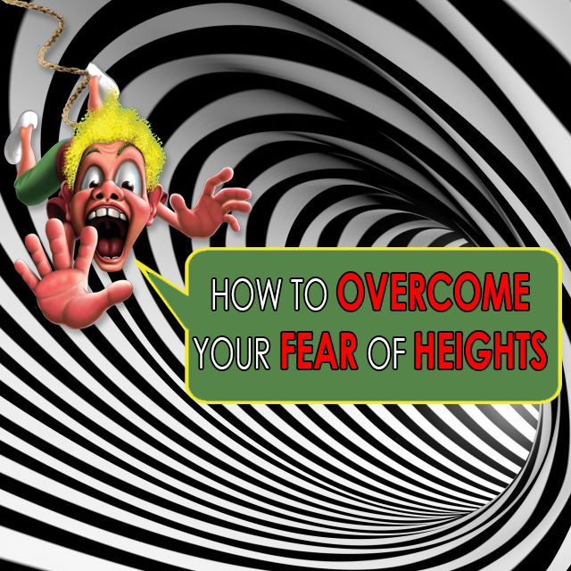 Informative article that will show you how to overcome your fear of heights, if you have any… Have you ever felt dizzy when you looked down from a tall building? Or had butterflies in your stomach when you stood on a high balcony? Known as acrophobia, the fear of heights is quite a common condition.  Visit our website for more info. Link in bio.