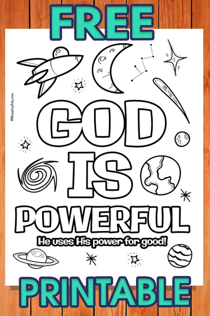 Pin By Lorcina Stansberry On Printables Coloring Pages Free School Printables Vacation Bible School