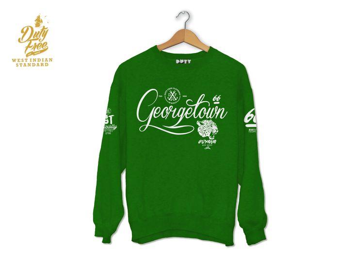 Georgetown Crew Neck