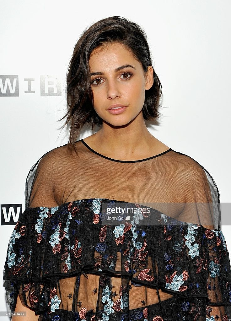 Actress Naomi Scott attends WIRED Cafe during Comic-Con International 2016 at Omni Hotell on July 21, 2016 in San Diego, California.