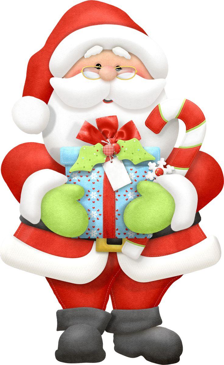 noel borular pere noel dekoupages ve duvar ka itlari rh pinterest com cute santa clipart free cute santa and reindeer clipart