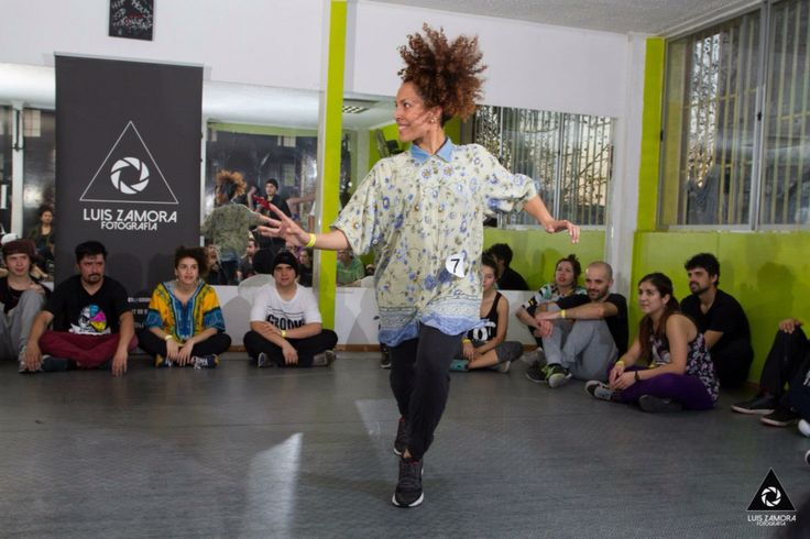 #Thati #housedance #battle #dancefloorchile #santiago #chile
