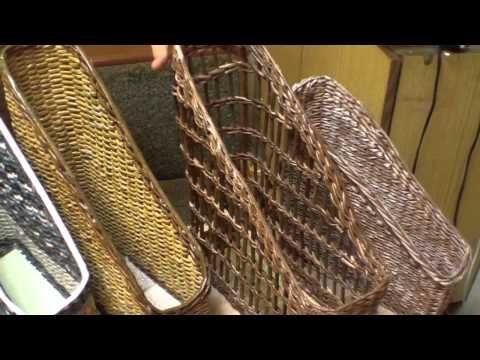 Мастер-класс для начинающих пошагового плетения из газетных трубочек офисных органайзеров.
