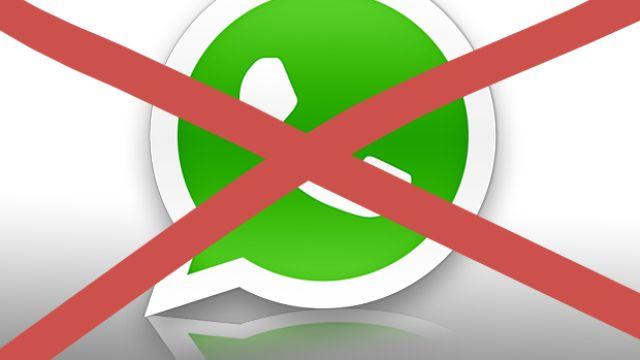 #WhatsApp #Support #Ende ab 2017