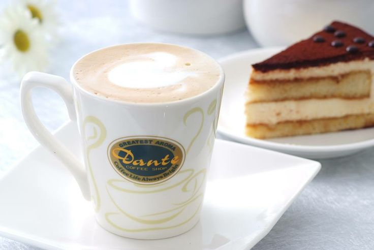 There is always time for coffee #DanteCoffee