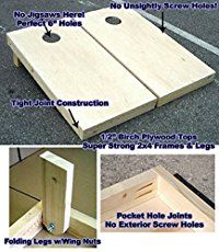 How to Build | Cornhole How To