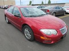 2002 Chrysler 300M Base Sedan