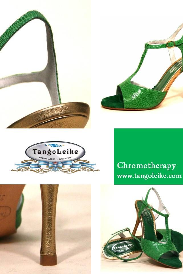 Something green for your #tango #dancing ....