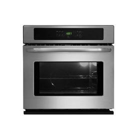 Frigidaire 27-in Single Electric Wall Oven (Stainless) - Lowes