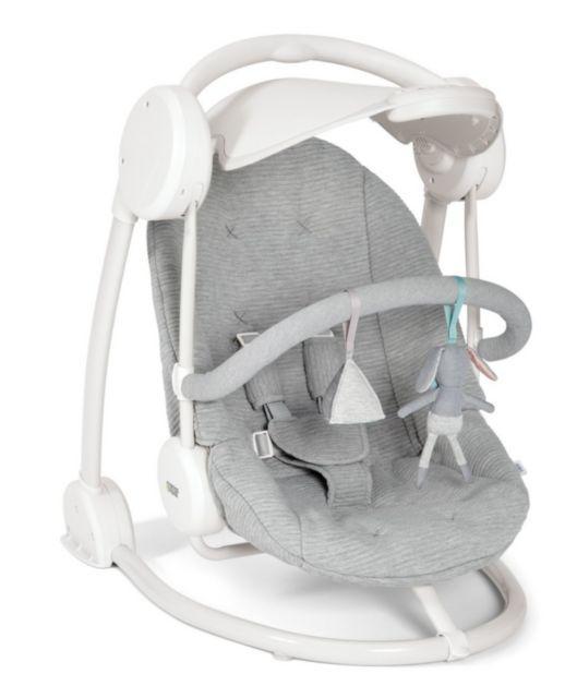 Starlite Swings - Grey Melange
