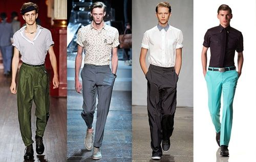 men's fashion 1950s | Trend Report 14: 1950s Revival for Spring Summer 2010
