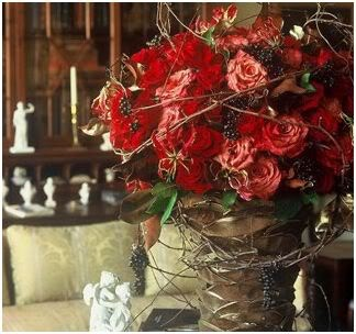 Baroque wedding Baroque and French flowers on Pinterest