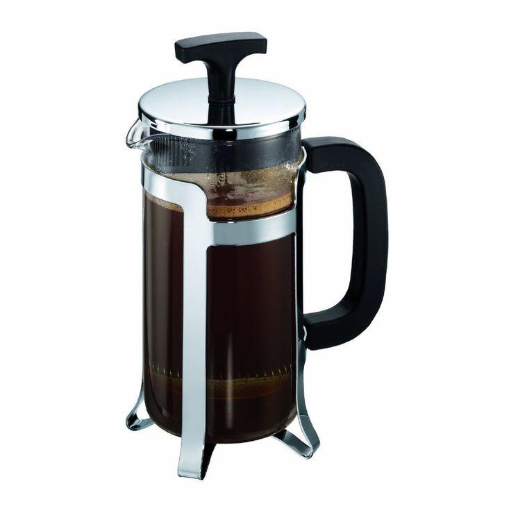 BODUM Jesper French Press 8-Cup Coffee Maker 1.0 L Stainless Steel/Plastic Frame | Home, Furniture & DIY, Cookware, Dining & Bar, Tableware, Serving & Linen | eBay!