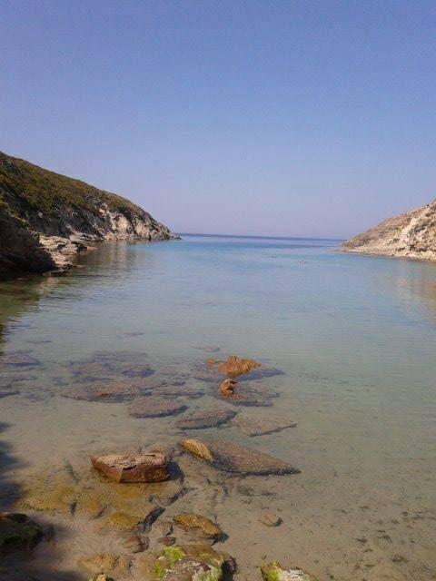 Naturellement sauvage et belle Cala lunga-isola di S.Antioco Ph. Ilaria Caselli