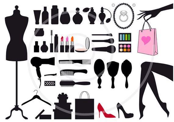 Black and white fashion motifs...http://imgarcade.com/1/kids-fashion-show-clip-art/