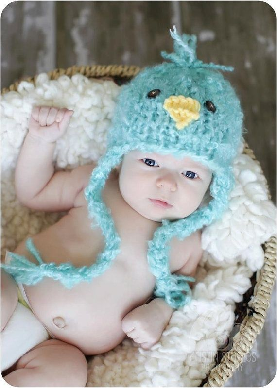 Little Fluffy  Knit Baby Chick Hat Adorable by LittleKnitLovey, $17.50 books-worth-reading