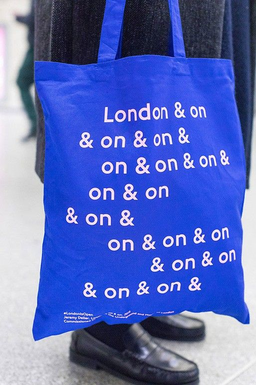 #LondonIsOpen: the (poster) art movement for a city of unity | Typeroom.eu