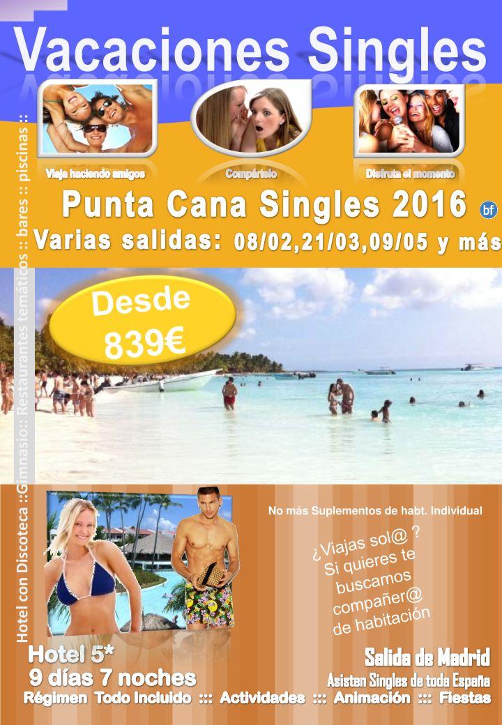 Punta Cana Singles 2016