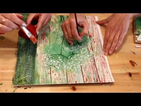 Кухня стиль кантри  своими руками. Кантри стиль в интерьере - YouTube
