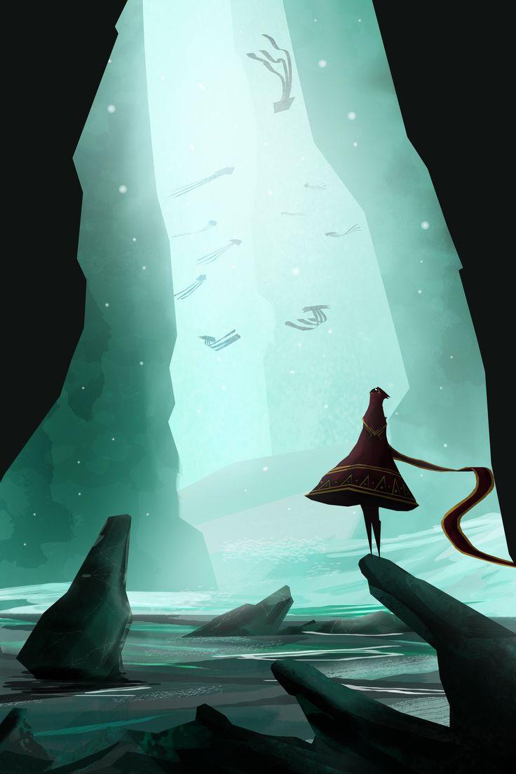 29 Best Cartoon The Art Of Journey Images On Pinterest
