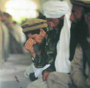 Le Commandant Massoud photographié par Reza