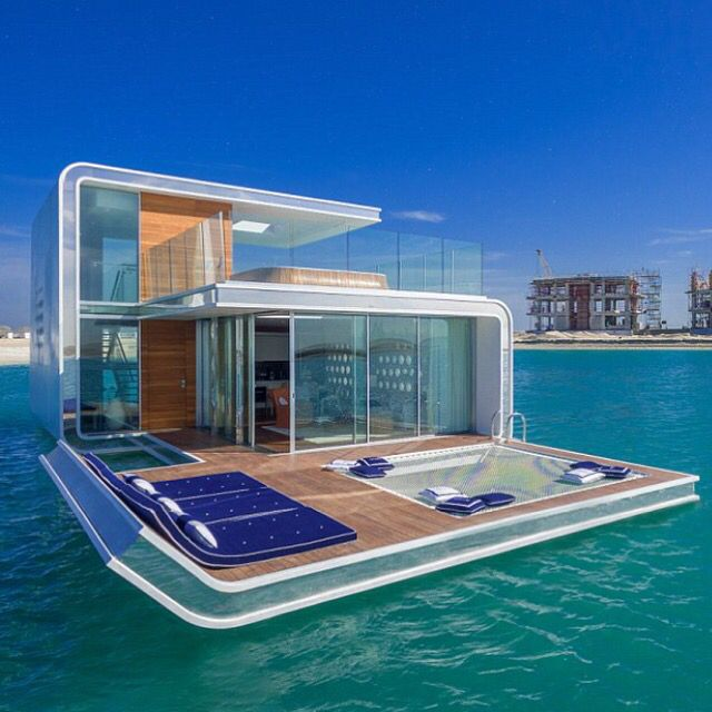 17 best images about projects currently in construction on pinterest spa reception ux ui - The floating homes of dubai luxury redefined ...
