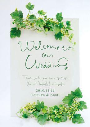 【楽天市場】アレンジウェルカムボード ナチュラルガーデン/結婚式ウェルカムボード【ブライダル】【結婚式】:ファルベ