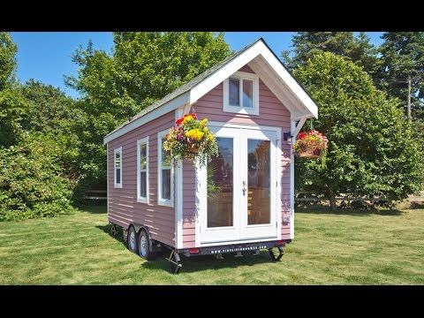 Mint Tiny Homes - Poco Pink Edition