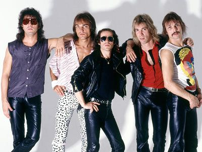Scorpions, Texxas Jam 1985 | Concerts/Bands I've Seen ...