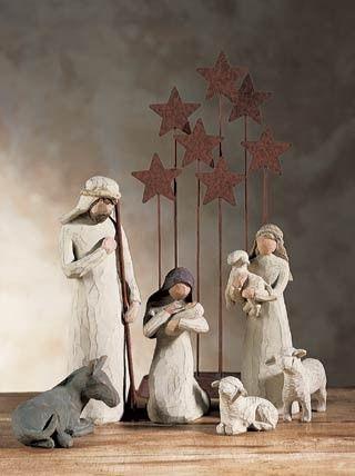 Willow Tree: Nativity Set I have this entire nativity