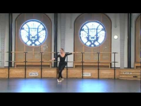 Dorothée Gilbert, Paris Opera Etoile. Just look at her strong and elegant technique, amazing turns and effortless jumps. Wonderful!  (Start at 1:20)