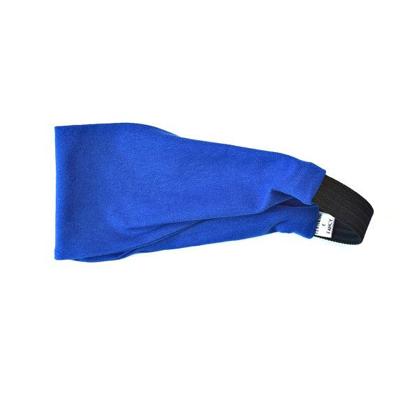 Bohemian Headwrap Yoga Headband Boho Headband by FeathersandFancy