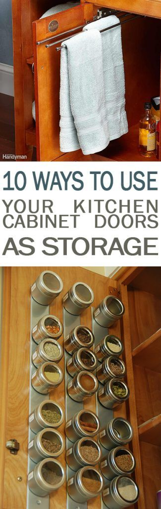 Kitchen Cabinet Storage Kitchen Storage Kitchen Organization Organization Hacks Organization Tips And