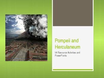 Pompeii essay questions