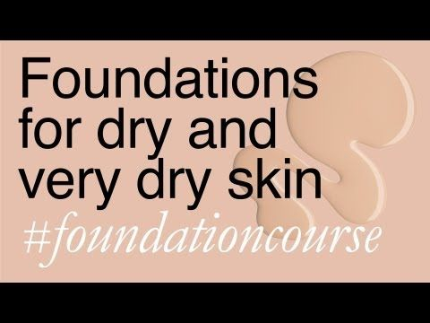 The sixth video is the #foundationcourse series features a few of my favourite foundations for normal to dry, dry, very dry and mature skin. Some of these are expensive I know but I find they last a REALLY long time - even for someone like me who is making up a lot of faces! X