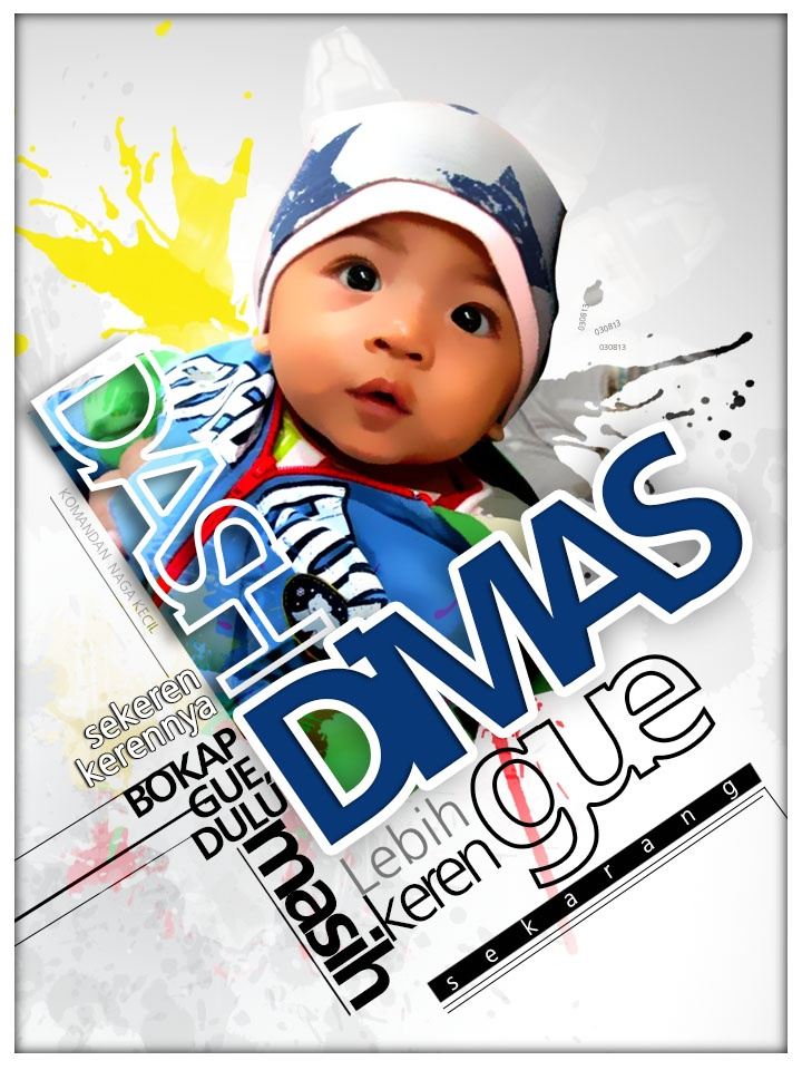 My Boy Dash Dimas