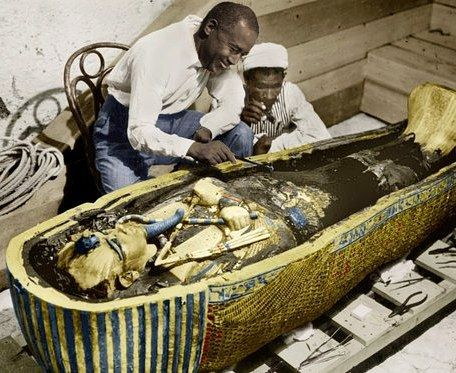 Did you know Ben Carson discovered King Tut's tomb? True Story. #bencarson #gopdebate