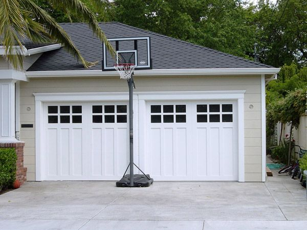 Best 25 craftsman garage door ideas on pinterest garage for Murphy garage doors