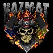 HAZMAT SKULL