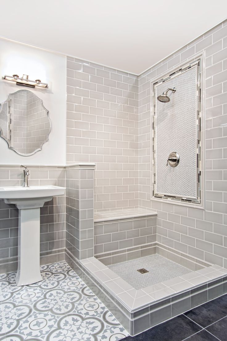 528 best bathroom images on pinterest tile ideas bathroom shop for cheverny blanc encaustic cement wall and floor tile 8 x 8 in at the tile shop dailygadgetfo Images