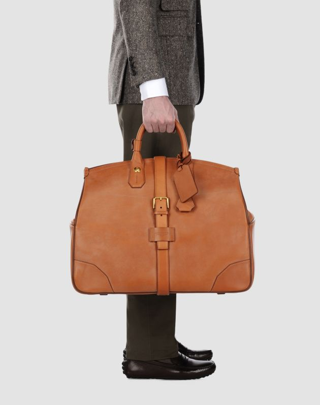 DUNHILL Man Travel bag